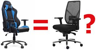 Desk Chair For Gaming by Eight Gaming Chairs Roundup Review Gaming Chair U003d Office Chair