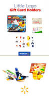 Lego Beach House Walmart by 17 Best Gift Card Diy Projects Images On Pinterest Gift Card