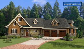 hot house plans hot springs cottage 3 car house plan house plans by garrell