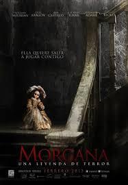 Morgana, una leyenda de terror (2011)