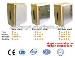 panneaux de chambre froide chambre froide isolation entrepôt sandwich panneau de plancher prix