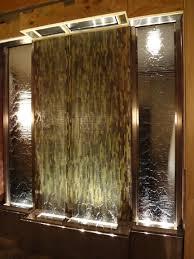 Interior Waterfall Design by Custom Indoor Waterfall Panel By Bluworld Www Bluworldusa Com