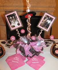 sweet 16 table decorations centerpiece ideas for parties party people celebration company
