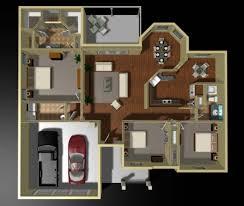 house design plans inside gorgeous alternate basement floor plan 1st level 3 bedroom house