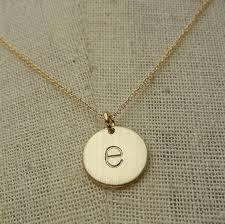 gold letter necklace pendants images Gold letter necklace gold initial necklace letter charm jpg
