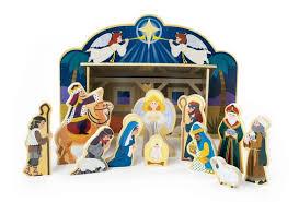 wooden nativity set wooden nativity set 12 set