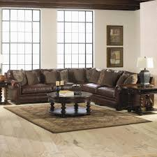 Wayside Furniture Akron Ohio by Bernhardt Grandview 5 Piece Traditional Sectional Sofa Wayside
