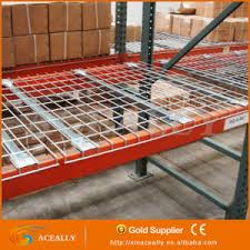 china welded wire mesh rack netting decking manufacturers for