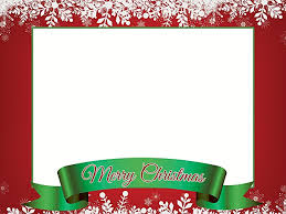 large custom merry photo booth frame prop