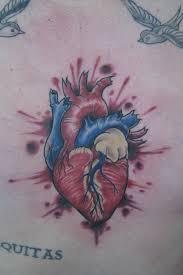 cix885yfin heart tattoos for men