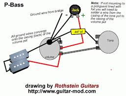 bass pickup wiring diagrams wiring diagram and schematic diagram