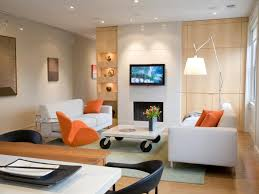 classy rolling coffee table and modern sofa also lush living room light fixtures