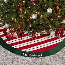 santa belt embroidered tree skirt tree skirts gifts
