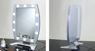 makeup mirror 10x magnification with light makeup mirror 10x magnification with light beautiful 2018 9inches