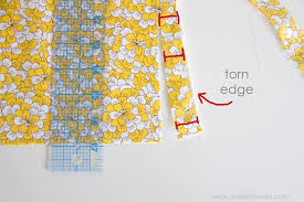 Selve Edge - how to cut fabric perfectly straight and square it up