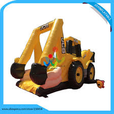 8 3 5 4m new product cheap digger bouncer for sale
