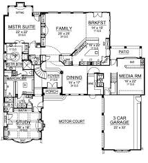 mediterranean villa house plans villa royale 4483 3 bedrooms and 5 baths the house designers