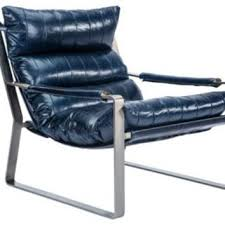 Blue Leather Chair Best Navy Accent Chair Products On Wanelo