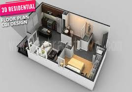 floor plans for a small house 3d floor plan design interactive 3d floor plan yantram studio
