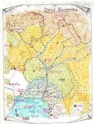 Black Rock Desert Map Mystaran Maps