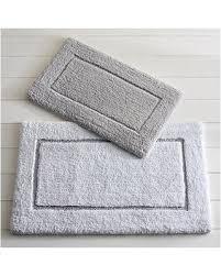Memory Foam Bathroom Rugs Sweet Deal On Resort Memory Foam Bath Rug Fog 30 X 50 Frontgate