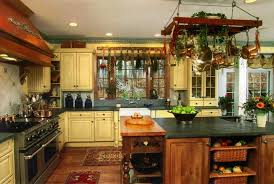 perfect country kitchen decor themes french decorating fruit theme