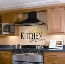 Kitchen Cabinet Quote by Wall Decals On Kitchen Cabinets Color The Walls Of Your House