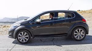 peugeot usa is this spied peugeot 208 the next gen or a 1008 tiny crossover