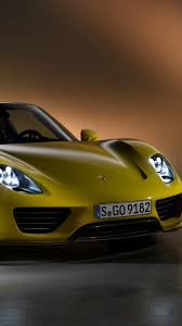 spyder porsche download wallpaper 750x1334 porsche 918 spyder porsche yellow
