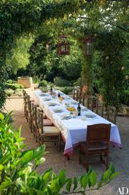 Outdoor Teak Table 124 Best Dining Al Fresco Images On Pinterest Outdoor Dining