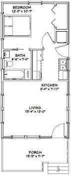 excellent floor plans 16x32 tiny house 16x32h1c 511 sq ft excellent floor plans