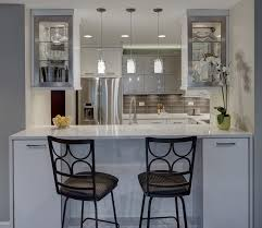 Condo Bathroom Ideas by Contemporary Chic Condo Kitchen Drury Design 2017 Florida