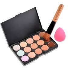 color concealer aliexpress com buy acevivi 15 color face concealer palette
