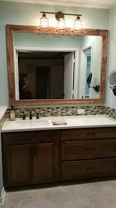a hint of rustic in a traditional bathroom remodel minuet quartz