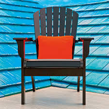 Adirondack Bench Telescope Casual Mgp Adirondack Chair And Ottoman Set Tc