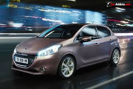 peugeot 208 trunk peugeot 208 1 6 2013 review specifications and photos u2013 bugatti