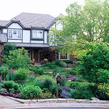 Garden Ideas For Front Of House Get Front Yard Landscaping Ideas From Your House