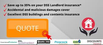 landlord insurance unemployed tenants dss information guide