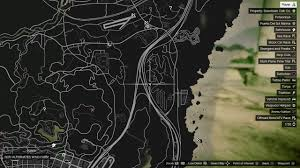Gta 5 Map Gta 5 Stunt Jump Guide Usgamer
