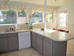 Painted Kitchen Backsplash Interior Wonderful Kitchen Countertop Tile Design Ideas White