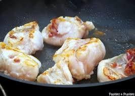 cuisiner la lotte au four recette de médaillons de lotte au jambon de parme