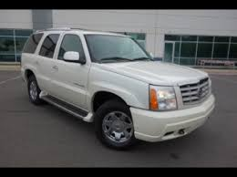 2006 cadillac escalade for sale used cadillac escalade for sale in chantilly va 108 used
