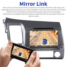 android 5 1 1 hd 1024 600 touch screen gps navigation system for