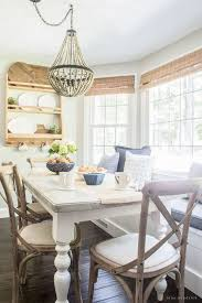 the nooks wedding band farmhouse breakfast nook reveal cozy spaces and create