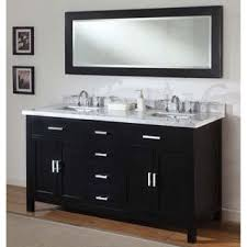 Bathroom Vanity Console by Direct Vanity Sink 63 Inch Hutton Pearl White Double Bathroom
