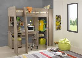Pull Out Bunk Bed by Kids Loft Bed With Desk Floral Carpet Along Creative Storage