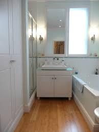 Bathroom Bamboo Utilizing The Natural Texture Of Bamboo To Be Used As Flooring In
