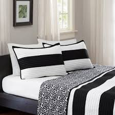 Walmart Cabana Tent by Better Homes And Gardens Cabana Bedding Quilt Black White