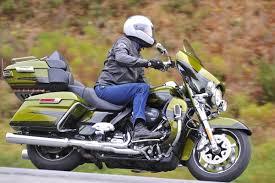 2017 harley davidson cvo limited first ride rideapart