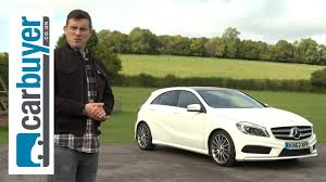 reviews of mercedes a class mercedes a class hatchback 2013 review carbuyer